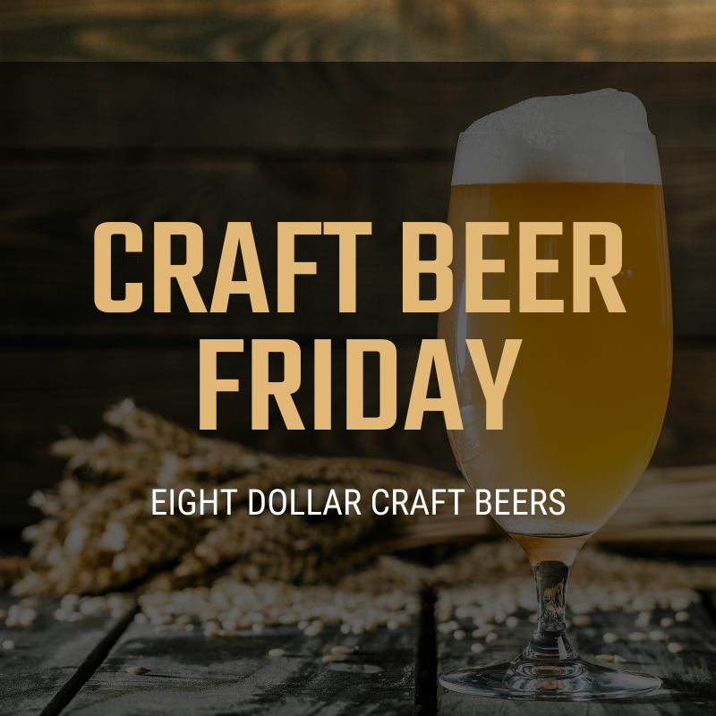 Craft Beer Friday at The Foundry Wellington
