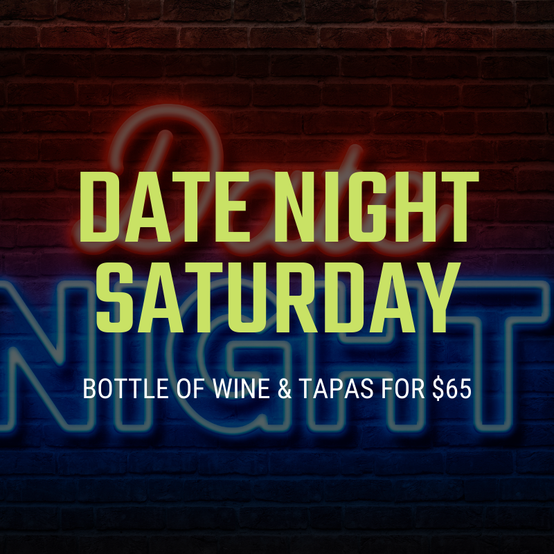 Date Night Saturday at The Foundry Wellington