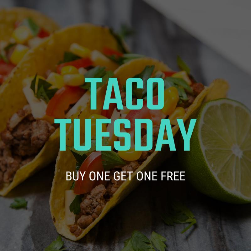 Taco Tuesday at The Foundry Wellington
