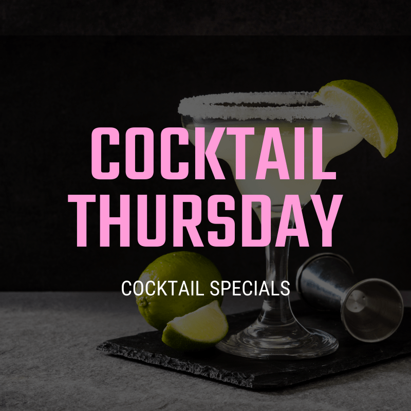 Cocktail Specials in Wellington